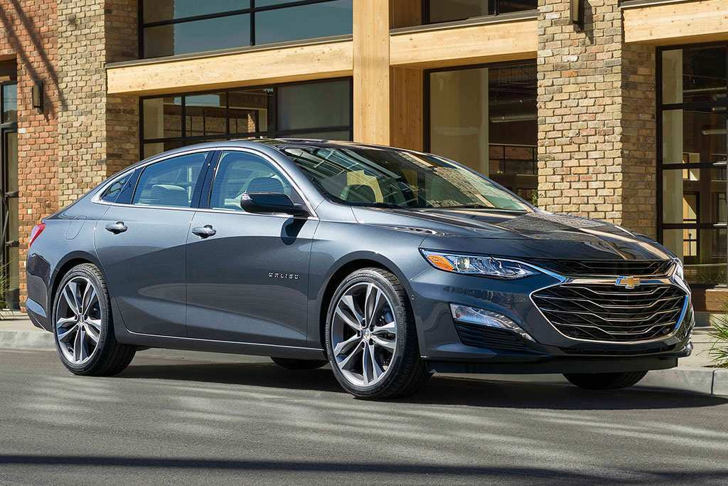 51 The Best 2019 Chevy Malibu Spy Shoot