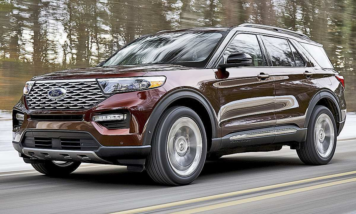 51 The Best 2019 Ford Explorer Specs And Review