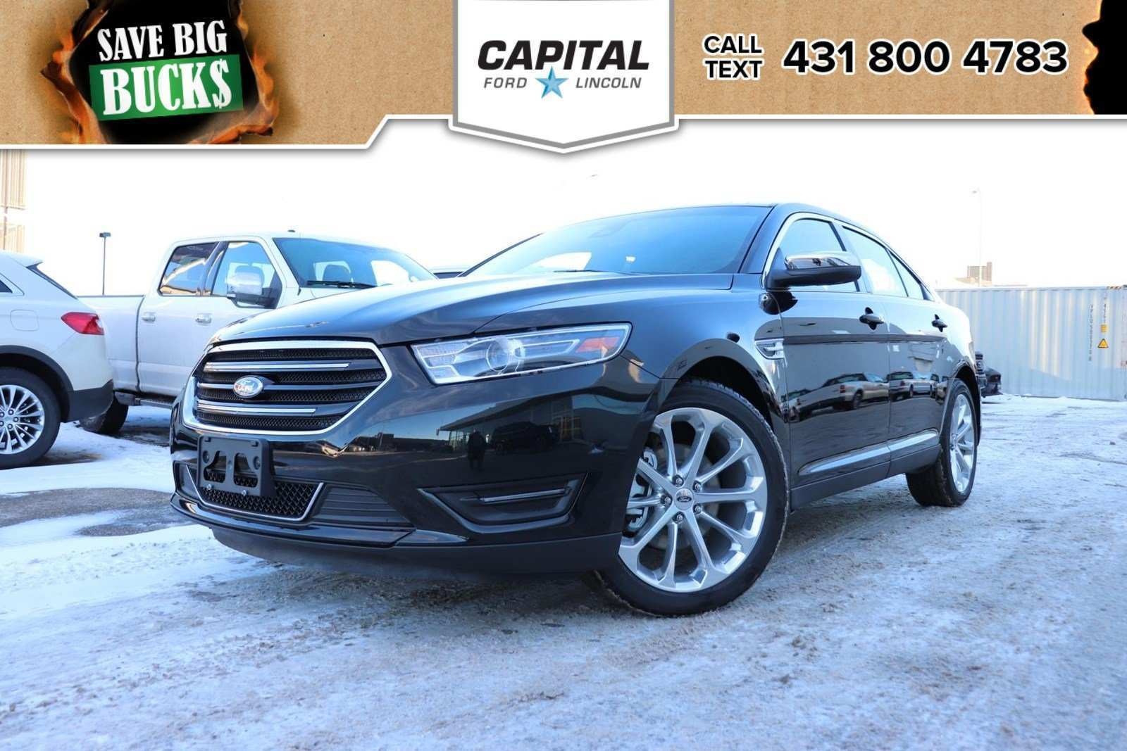 51 The Best 2019 Ford Taurus Research New