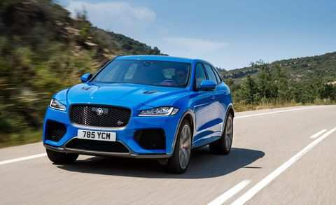 51 The Best 2019 Jaguar Suv Performance And New Engine