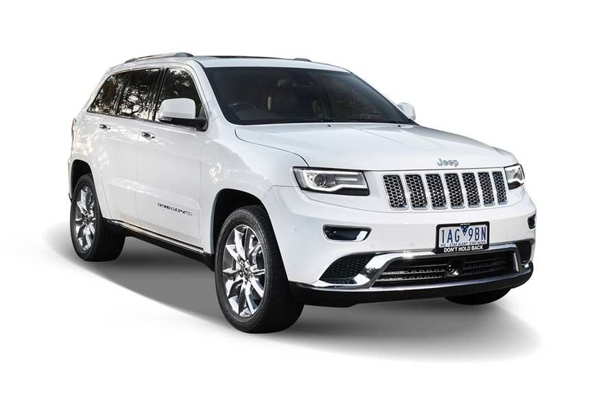 51 The Best 2019 Jeep Grand Cherokee Diesel New Concept