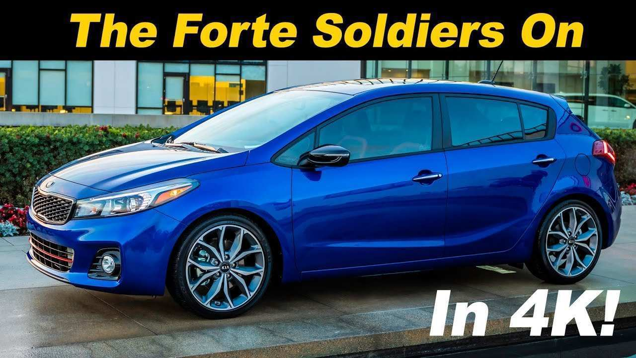 51 The Best 2019 Kia Forte5 Hatchback Concept