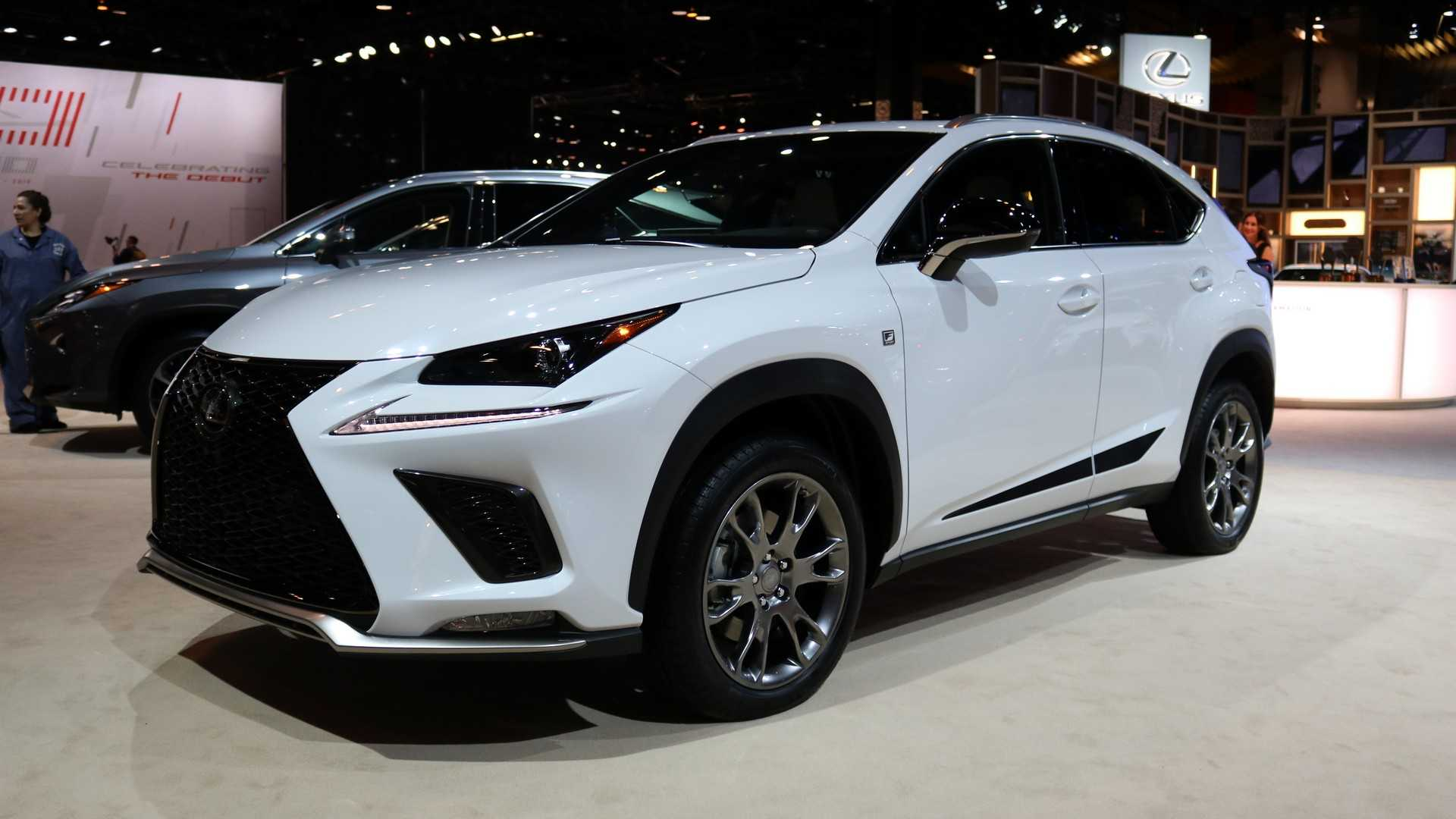 51 The Best 2019 Lexus Nx Engine