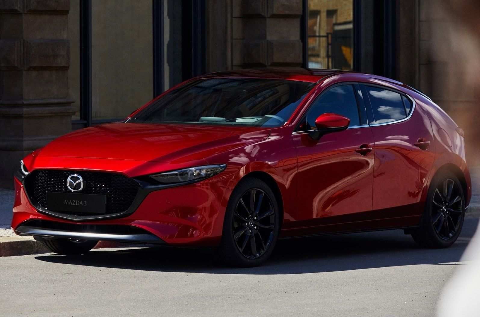 51 The Best 2019 Mazda 3 Interior