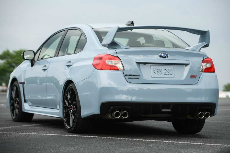 51 The Best 2019 Subaru Wrx Performance And New Engine