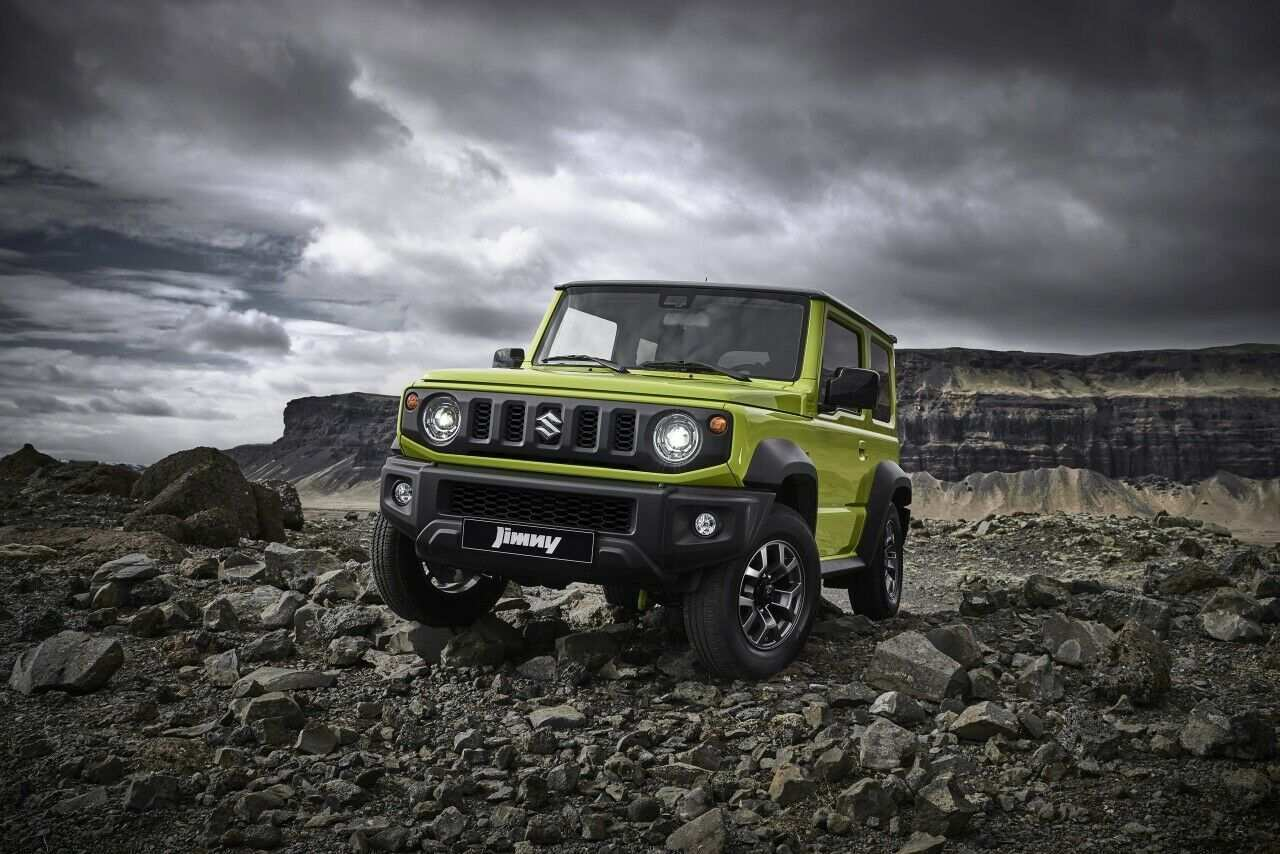 51 The Best 2019 Suzuki Jimny History