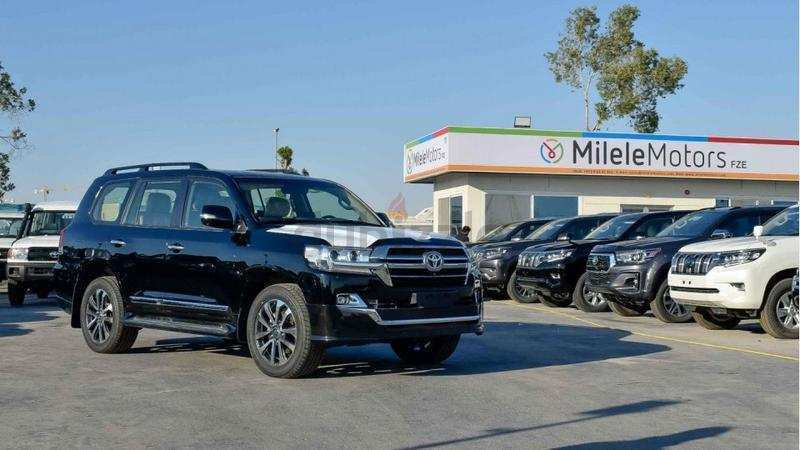 51 The Best 2019 Toyota Land Cruiser Diesel New Model And Performance