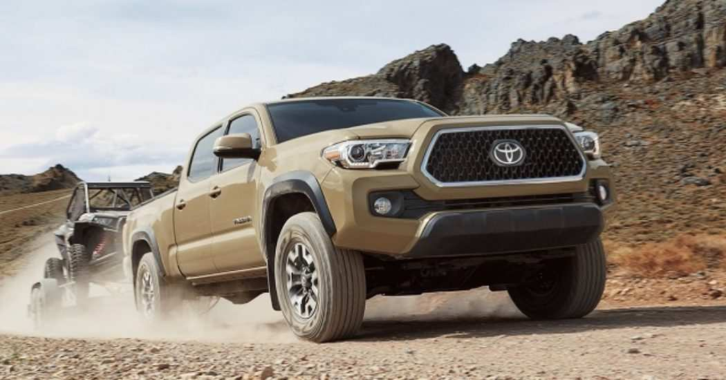51 The Best 2019 Toyota Tacoma Diesel Trd Pro Speed Test