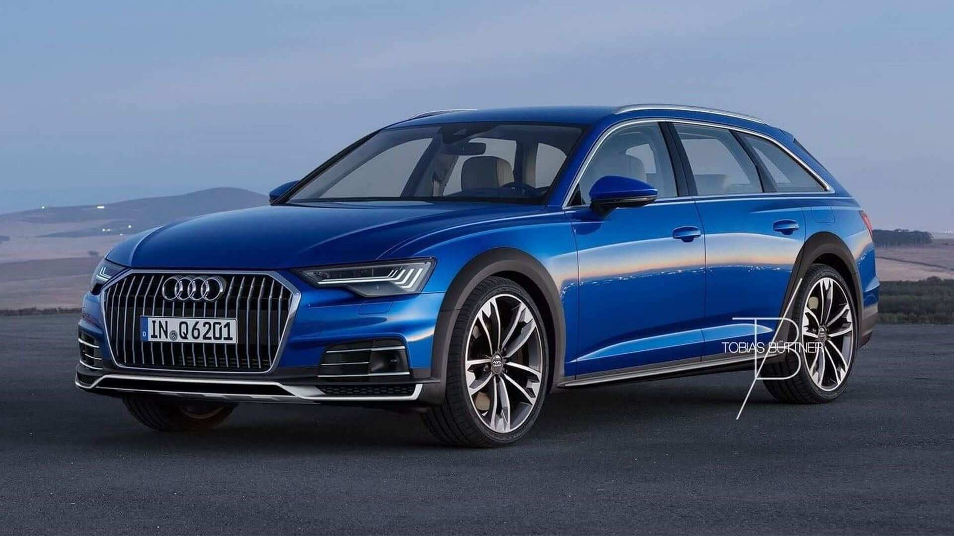 51 The Best 2020 Audi A6 Allroad Usa Picture