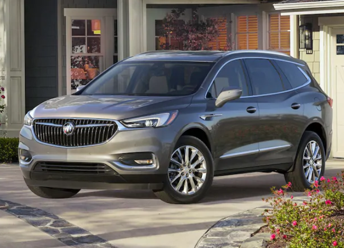 51 The Best 2020 Buick Enclave Specs Concept And Review