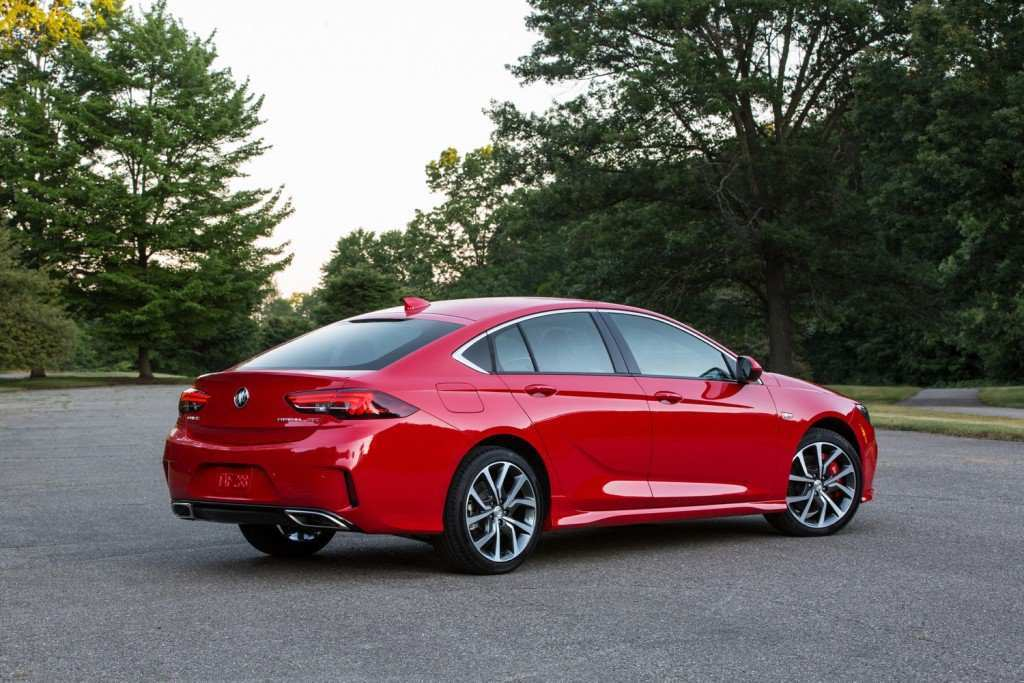 51 The Best 2020 Buick Regal Gs Coupe Interior