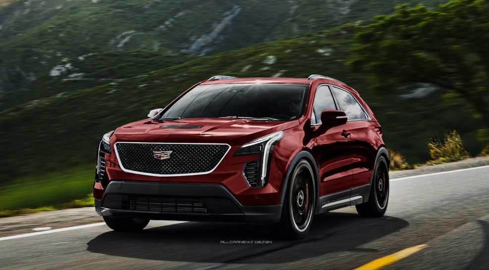 51 The Best 2020 Cadillac Xt4 Release Date Prices