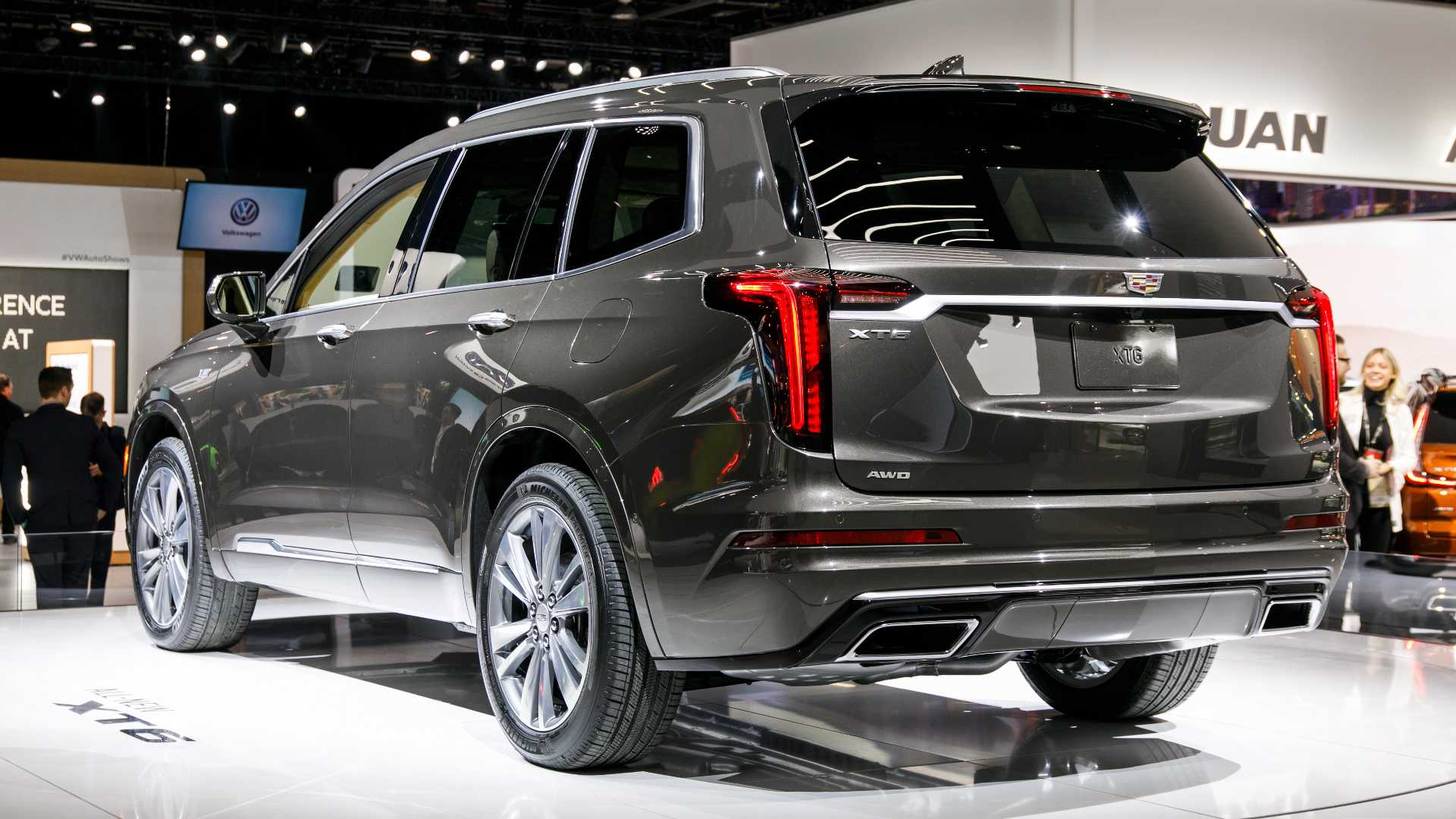 51 The Best 2020 Cadillac Xt6 Premium Luxury Concept And Review