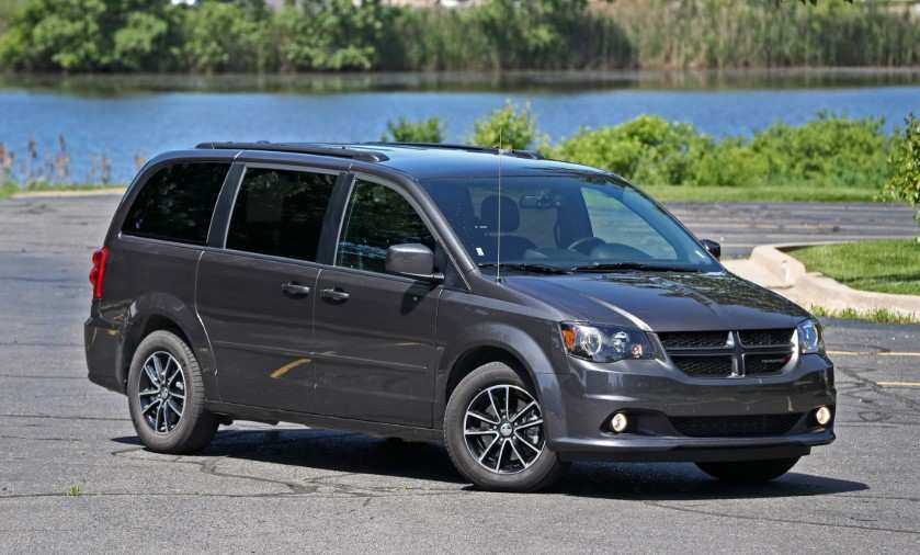 51 The Best 2020 Dodge Grand Caravan Concept And Review