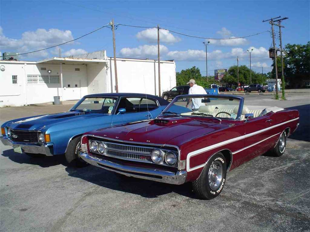 51 The Best 2020 Ford Torino Gt Style