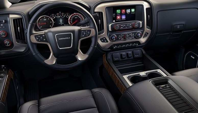 51 The Best 2020 GMC Hd Interior Pictures