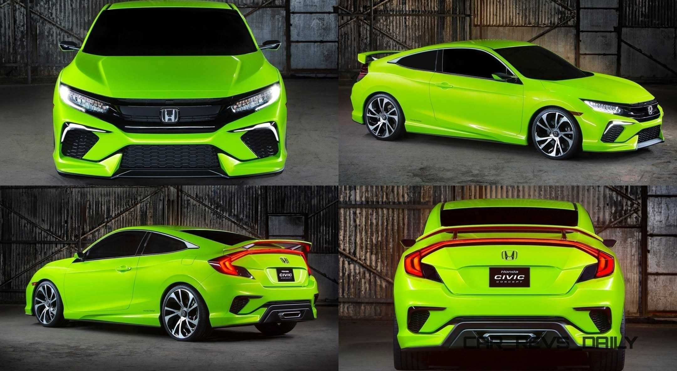 51 The Best 2020 Honda Civic Si Type R Model