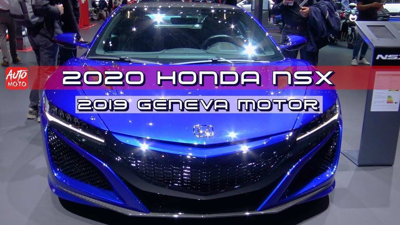 51 The Best 2020 Honda Nsx Pictures