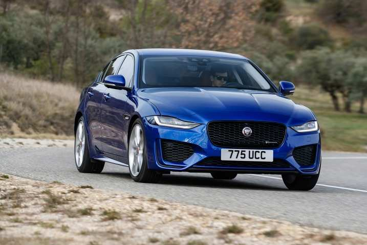 51 The Best 2020 Jaguar Xe Sedan Exterior And Interior