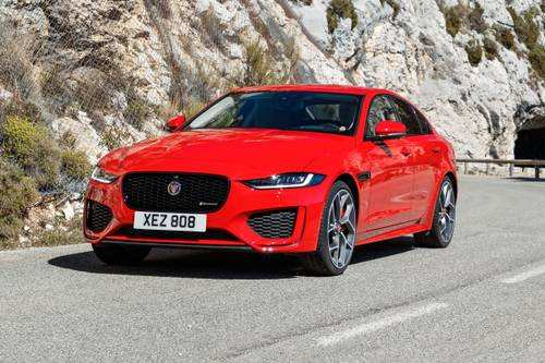 51 The Best 2020 Jaguar Xf Rs Price