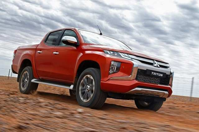 51 The Best 2020 Mitsubishi L200 Redesign And Concept