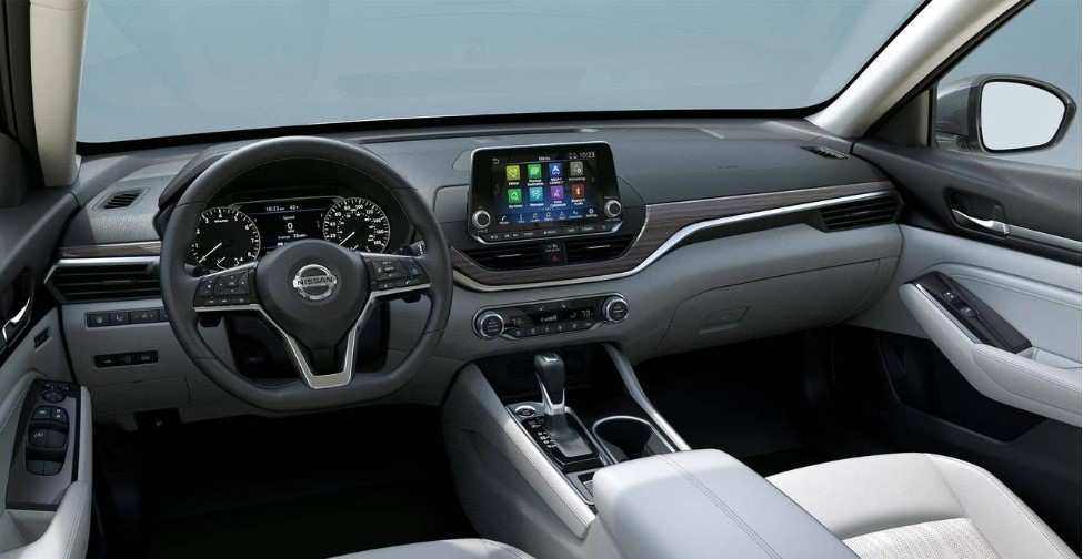 51 The Best 2020 Nissan Altima Interior Spesification
