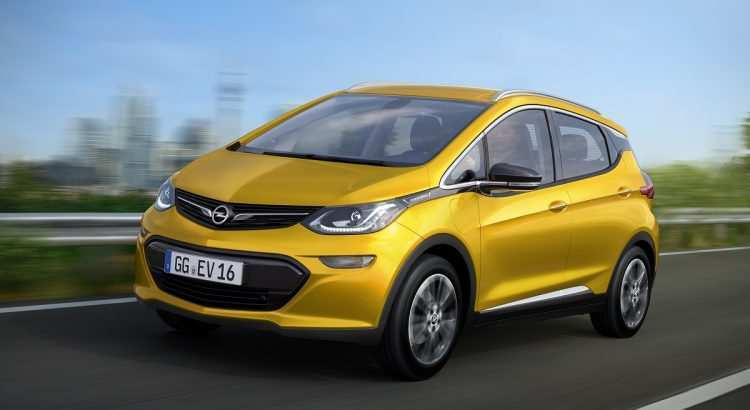 51 The Best 2020 Opel Ampera Release Date