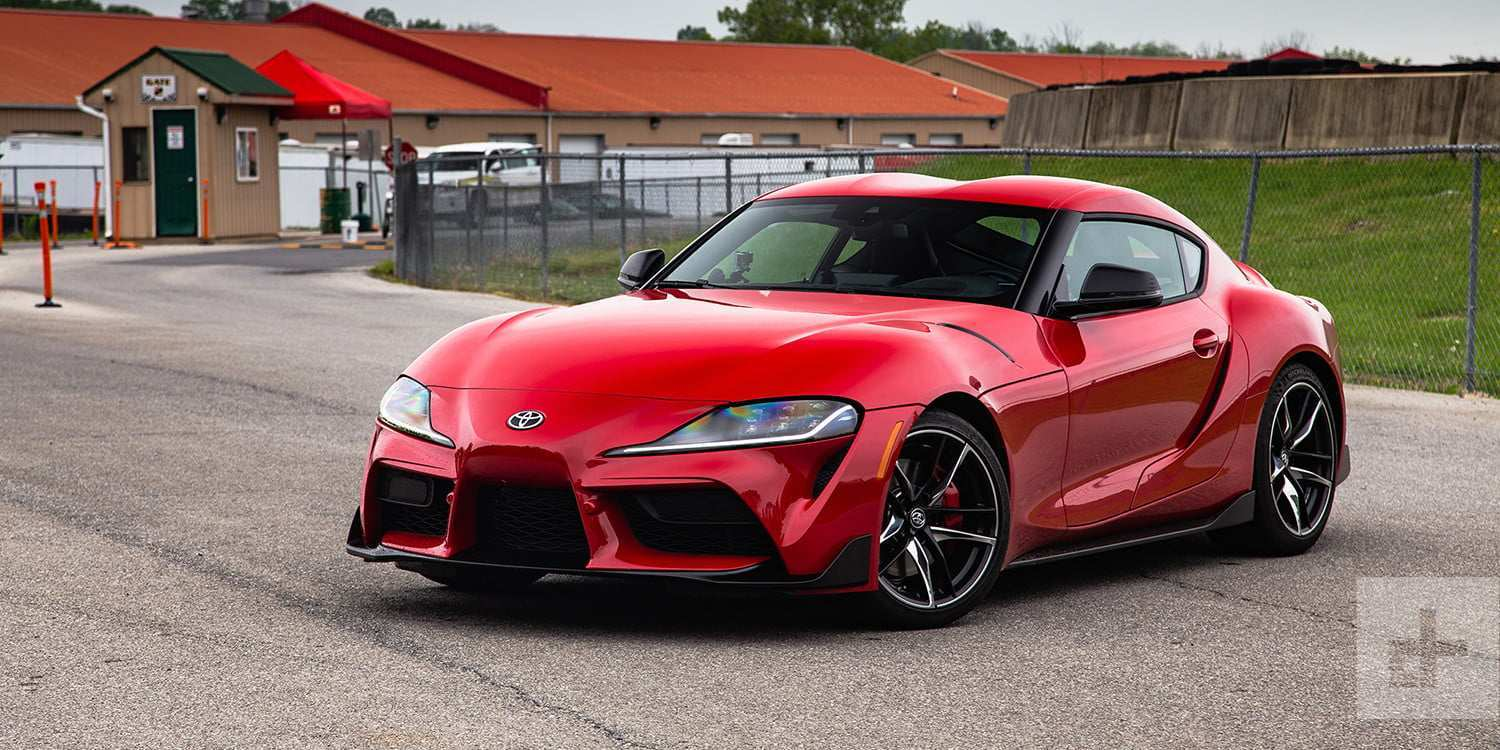51 The Best 2020 Toyota Supra Review And Release Date