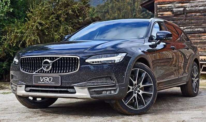 51 The Best 2020 Volvo V90 Specs