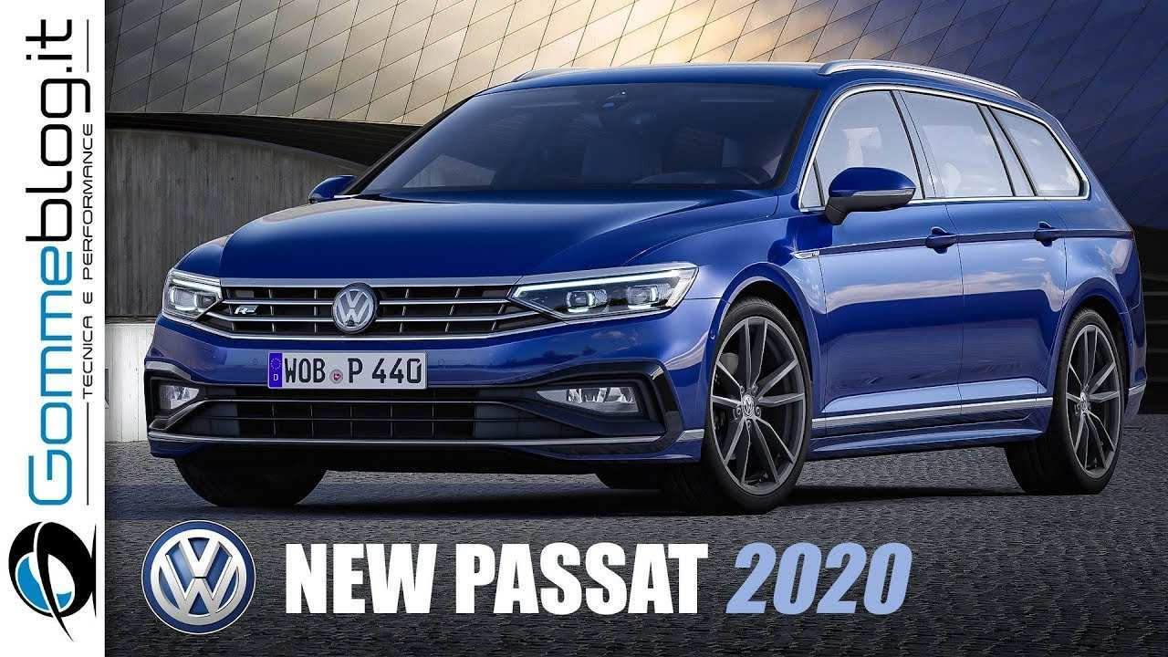 51 The Best 2020 Vw Cc Performance And New Engine