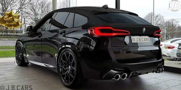51 The Best BMW X62020 Concept And Review