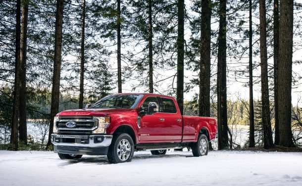51 The Best Ford V10 2020 Release Date