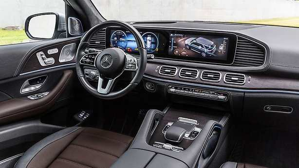 51 The Best Gle Mercedes 2019 Redesign And Concept