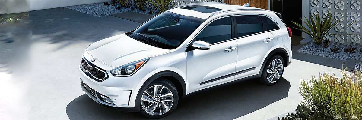 51 The Best Kia Niro 2019 Redesign and Concept