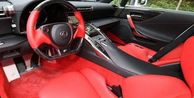 51 The Best Lexus Lfa 2019 Spesification