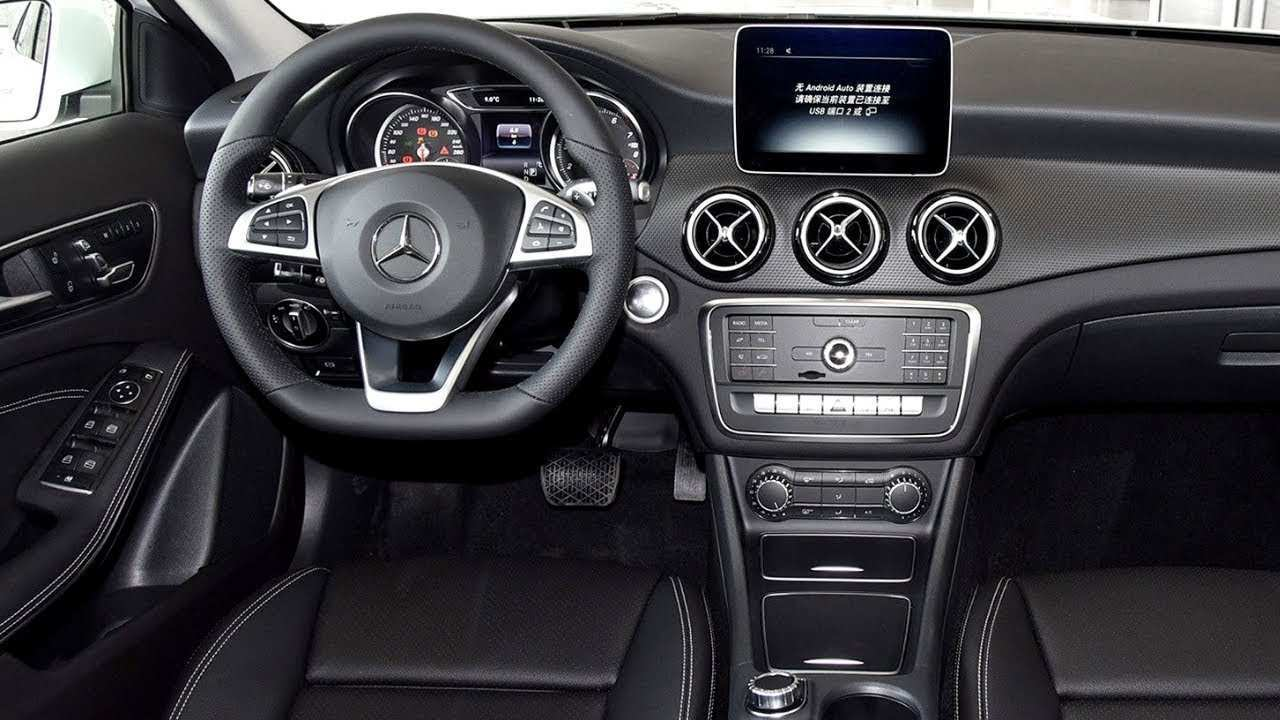 51 The Best Mercedes Gla 2019 Interior First Drive