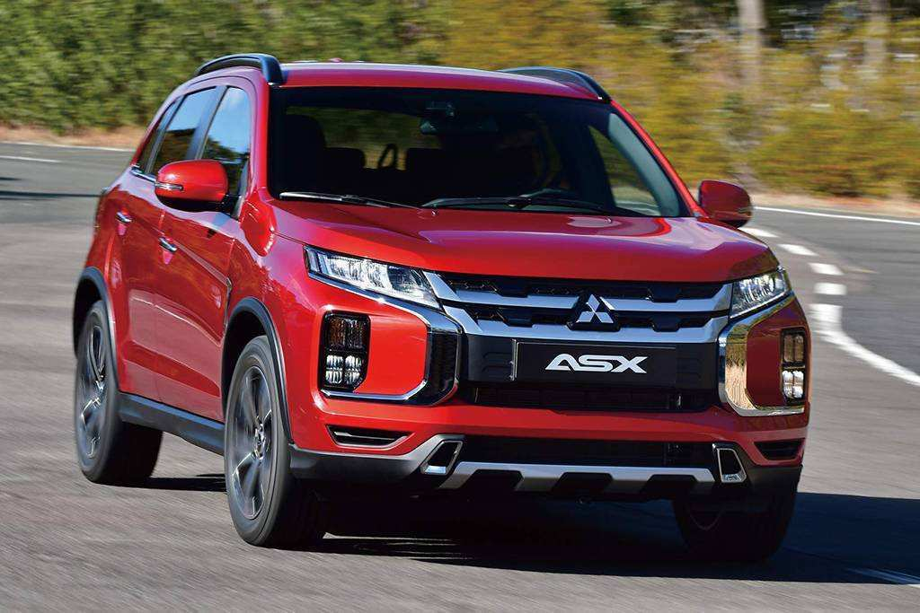 51 The Best Mitsubishi Asx 2020 Brasil New Model And Performance