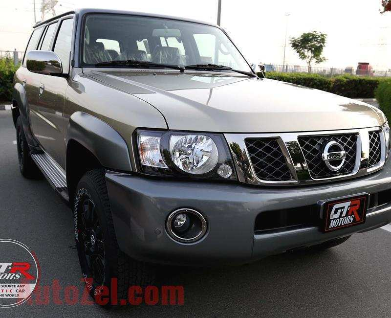 51 The Best Nissan Super Safari 2019 Redesign And Concept