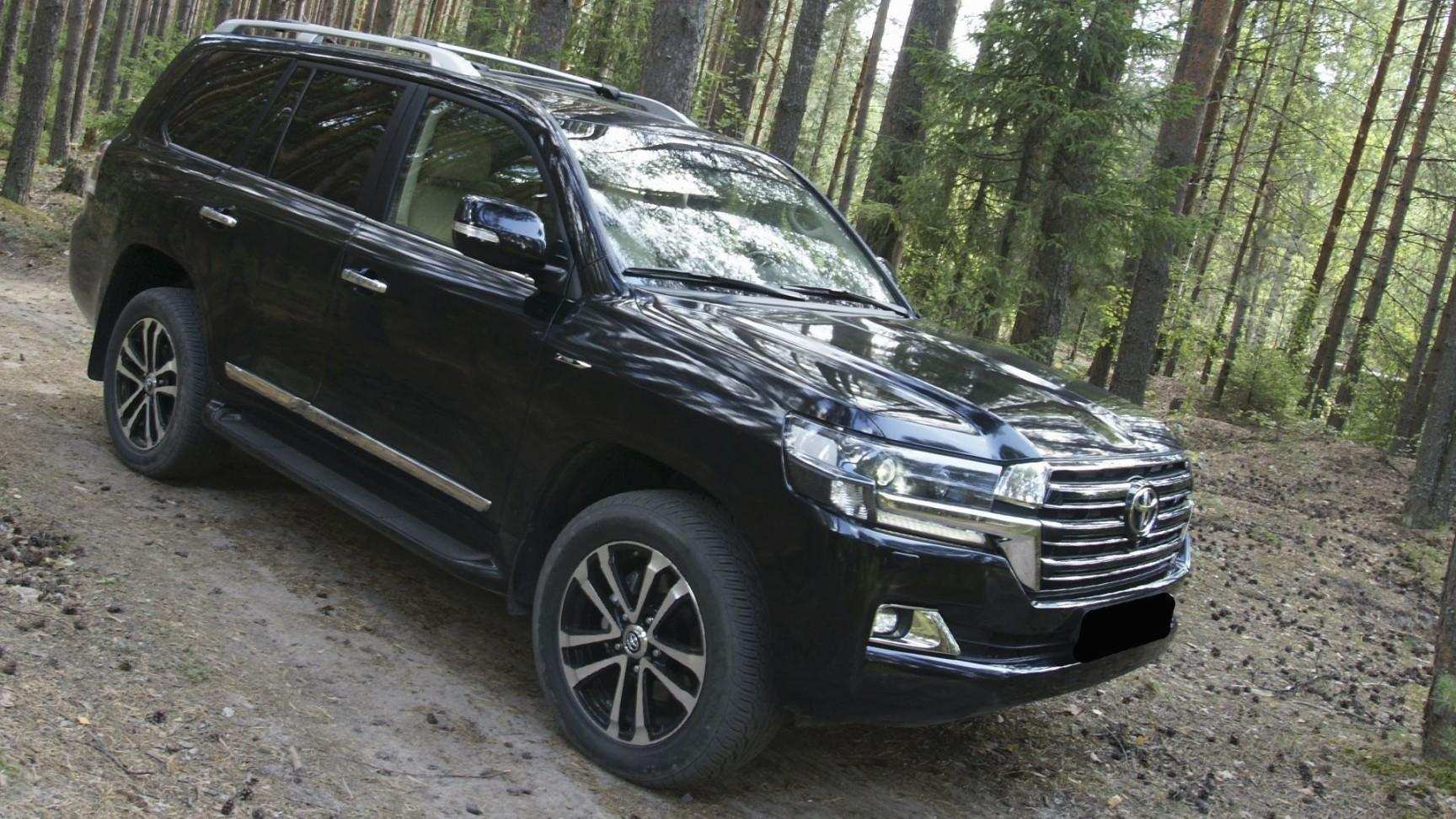 51 The Best Toyota Land Cruiser V8 2019 Photos