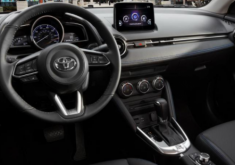 Toyota Yaris 2019 Interior