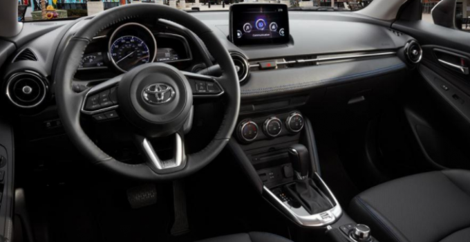 51 The Best Toyota Yaris 2019 Interior Speed Test