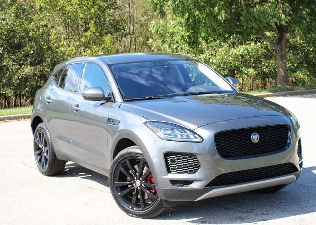 51 The E Pace Jaguar 2019 Spy Shoot