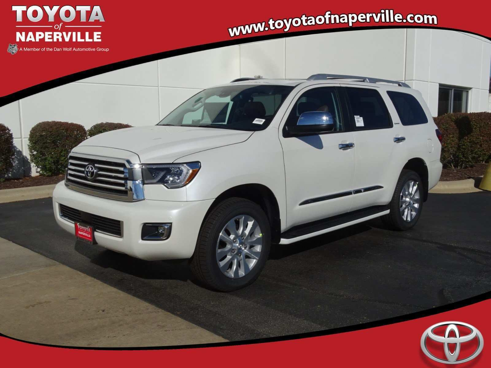 51 The Toyota Sequoia 2019 Redesign Release Date