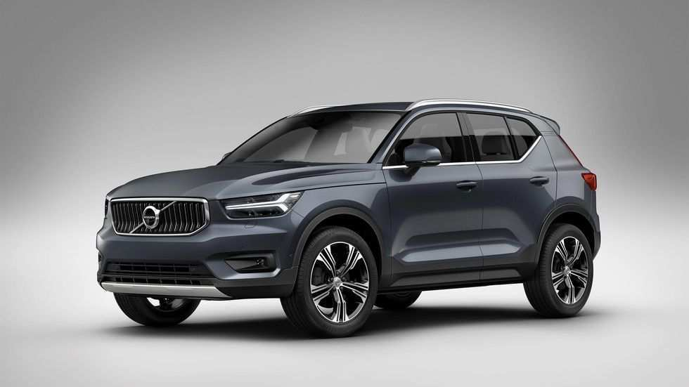 51 The Volvo Xc40 Inscription 2020 Specs And Review