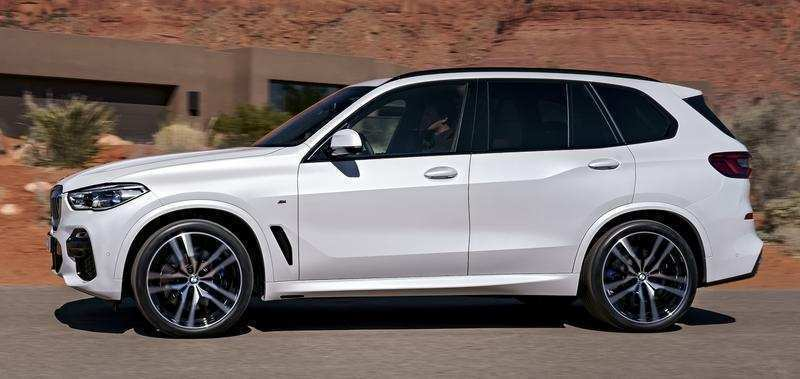 52 A 2019 BMW X7 Configurations