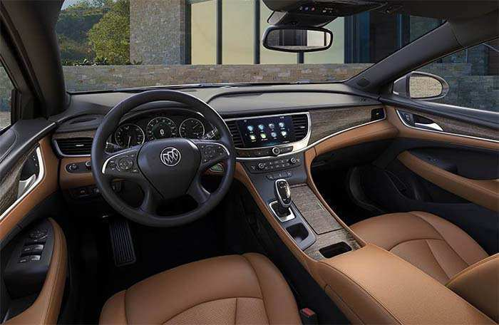 52 A 2019 Buick Enclave Spy Photos Performance And New Engine