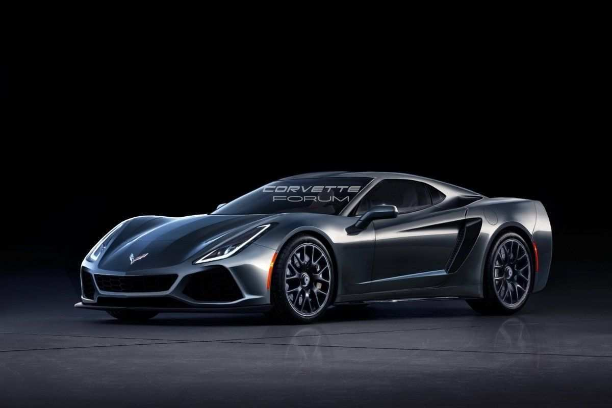 52 A 2019 Chevrolet Corvette Zora Zr1 New Model And Performance