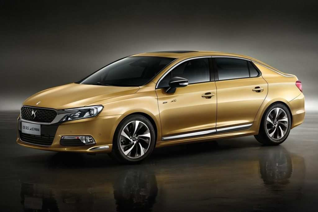52 A 2019 Citroen DS5 Wallpaper