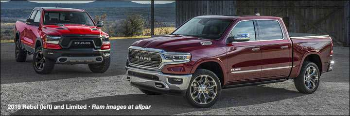 52 A 2019 Dodge Ram Truck Rumors