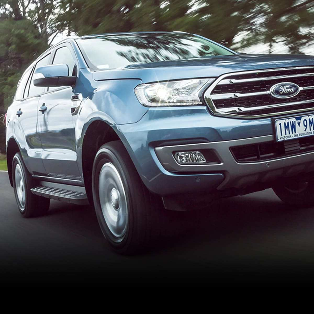 52 A 2019 Ford Everest Rumors